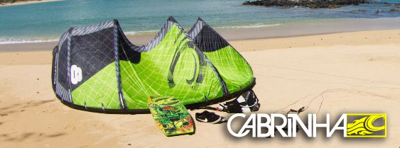The Cabrinha Switchblade, one of the best kites for beginners!