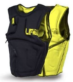 Liquid Force Supreme Vest - Yellow / Black