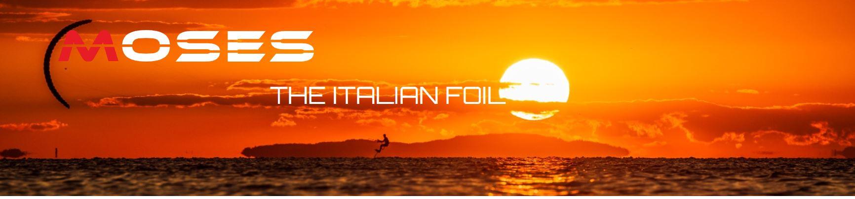 Moses Foil header image