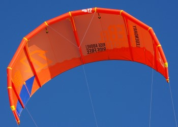 2013 North Rebel kiteboarding kite
