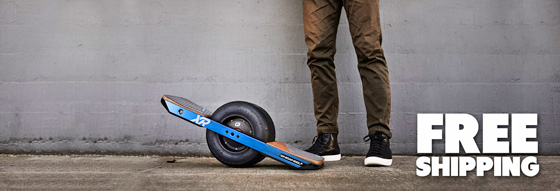OneWheel+ XR Electric Skateboard with FREE Shipping