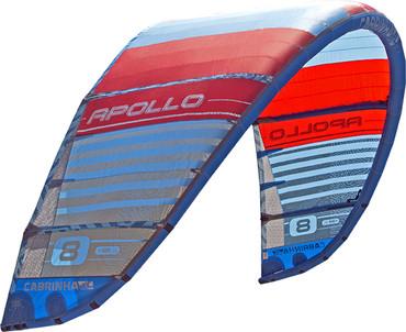 2017 Cabrinha Apollo Kiteboarding Kite