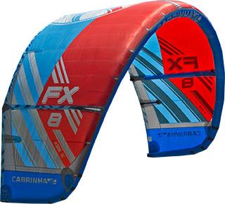2017 Cabrinha FX Kiteboarding Kite - Color 1