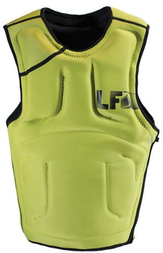 2017/18 Liquid Force Supreme Impact Vest - Yellow
