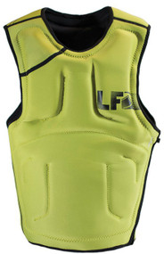 2017/18 Liquid Force Supreme Impact Vest - Yellow