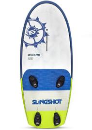 2018 Slingshot Wizard 105 Windsurf Foil Board