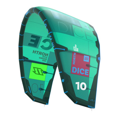 2018 North Dice Kiteboarding Kite