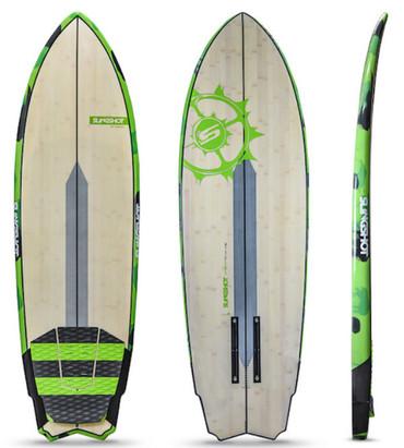 """2018 Slingshot Sky Walker 5'10"""" Surf Foilboard"""