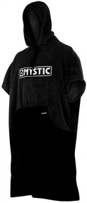 2018 Mystic Changing Poncho - Black/Grey