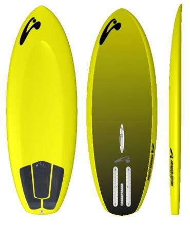 """Amundson Nubby 4'6"""" foil surfboard"""