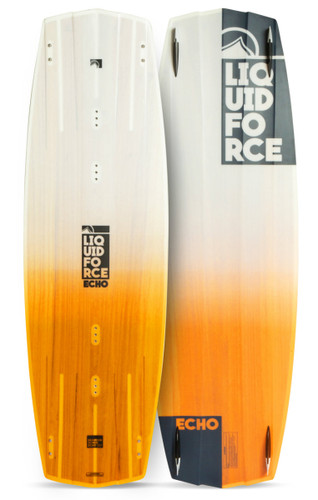 2019 Liquid Force Echo Kiteboard - 137 cm