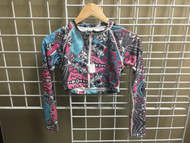 Dakine Cha Cha Cha Neo Crop Jacket - Size XS