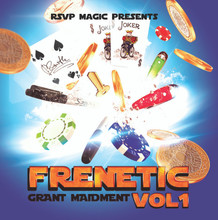 Frenetic Vol.1 - Grant Maidment