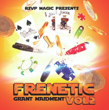 Frenetic Vol.2 - Grant Maidment