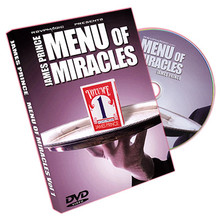 Menu of Miracles Vol.1