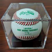 Baseball w/Cube