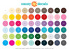Color chart - Sunny Decals