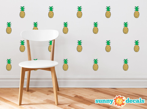 Mini Pineapples
