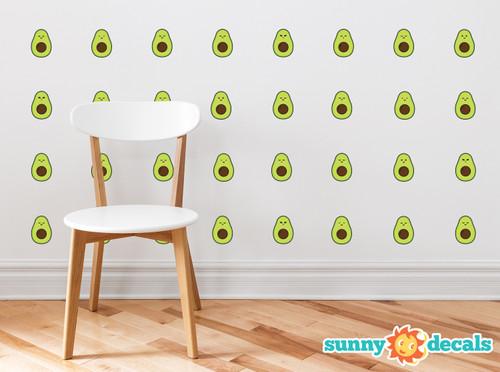 Cute Avocados