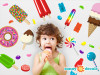 Candy Wall Decals - Girl - Sunny Decals