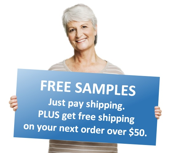 FREE Incontinence Product Samples - Adult Diaper Samples