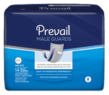 Sample of Prevail Guards For Men Pads