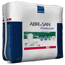 Sample of Abena Abri-San Air Plus Premium 3 - Light to Moderate Pads