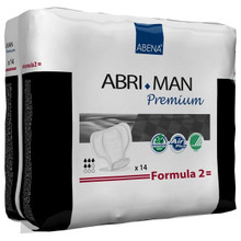 Sample of Abena Abri-Man Formula 2 Men's Guards