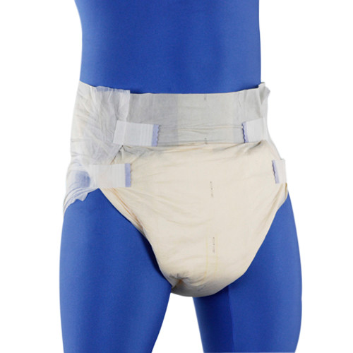 Sample of Attends Extended Wear Briefs