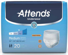 Sample of Attends Underwear Extra