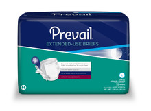Sample of Prevail Extended Use Briefs Ultimate Absorbency Briefs