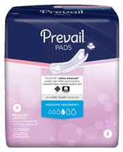 Prevail Bladder Moderate Control Pads