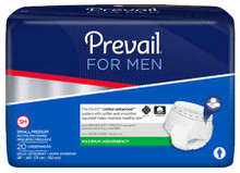 Prevail for Men Maximum Absorbency Underwear