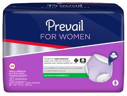 Prevail for Women Maximum Absorbency Underwear