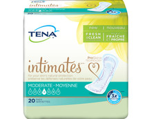 TENA Intimates Pads Moderate Regular