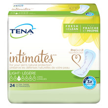TENA Intimates Light Ultra Thin Pads Long