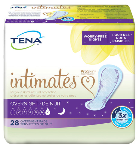 TENA Intimates Overnight Pads