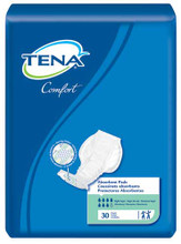 TENA Comfort Night Super Pads