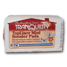 Tranquility TopLiner Mini Booster-Pads