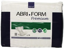 Sample of Abena Abri-Form Air Plus Premium Briefs