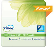 Sample of TENA Anywhere Ultra Thin Long Pads