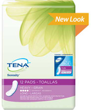Sample of TENA Heavy Long Pads