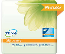 Sample of TENA Active Ultra Thin Long Length Pads
