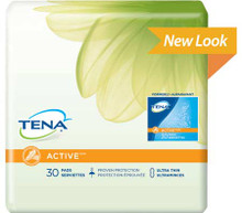 Sample of TENA Serenity ACTIVE Ultra Thin Regular Pads