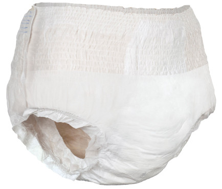 Sample of Attends Protective Underwear Overnight