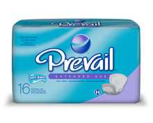 Sample of Prevail First Quality Pant Liners Overnight Pads