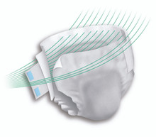 Sample of Prevail Breezers 360° Ultimate Absorbency Briefs
