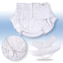 Rearz Super Snap Fitted Adult Diaper