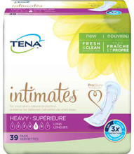 TENA Intimates Heavy Pads Long