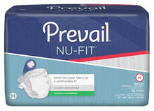 Prevail Nu-Fit Adult Briefs